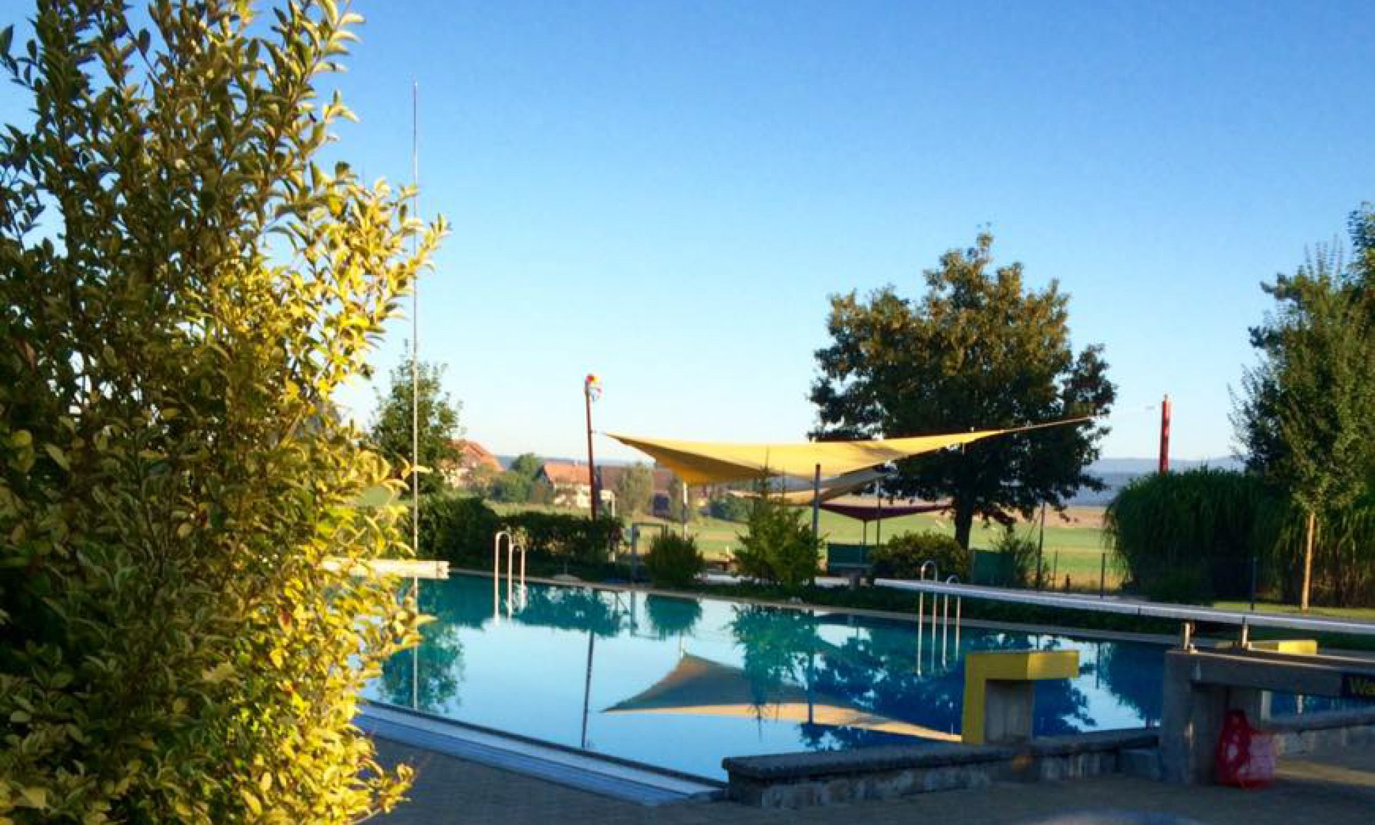 Schwimmbad Fraubrunnen